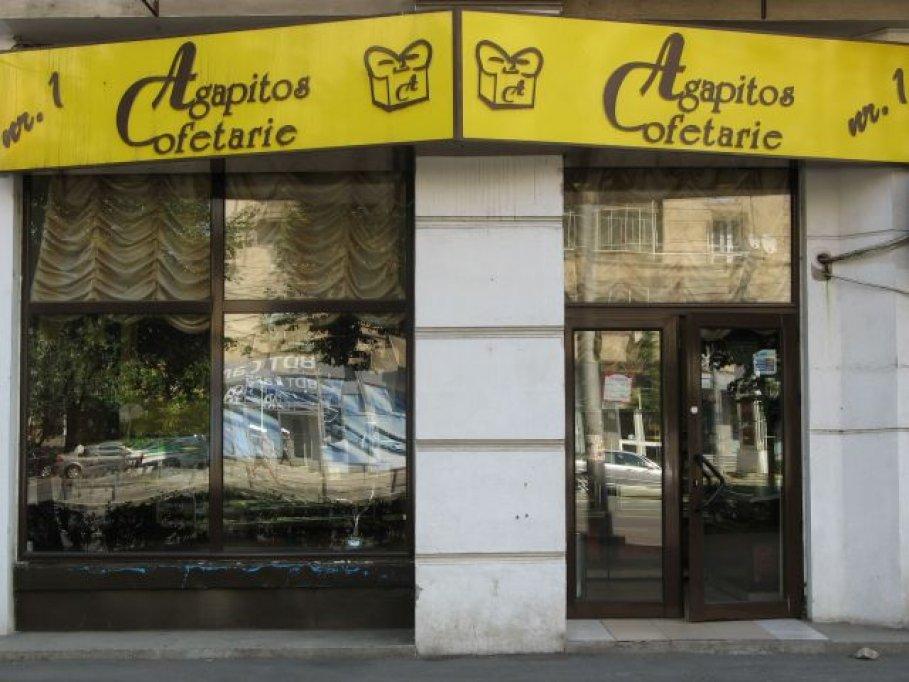 Cofetaria Agapitos - Unirii