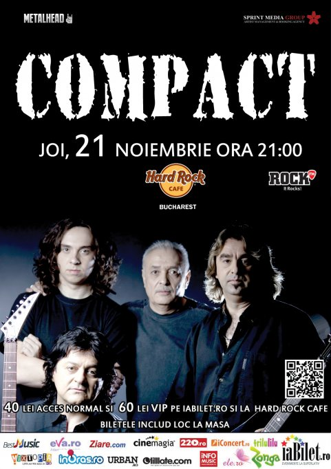 Concert Compact @ Hard Rock Cafe
