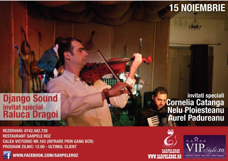 Django Sound & Raluca Dragoi