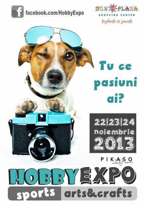 Invitatie la Hobby Expo
