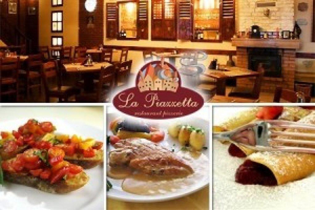 Restaurant La Piazzetta Bucuresti
