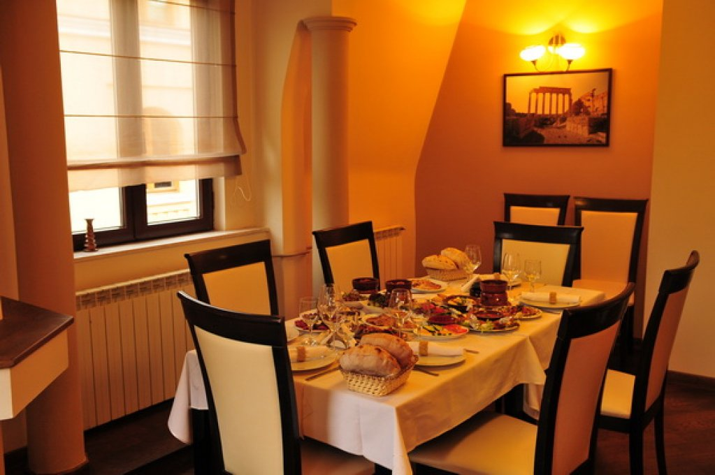 Restaurant Tulin Bucuresti