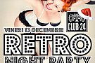 RETRO NIGHT PARTY by MC NiNO & FLO DeeJay