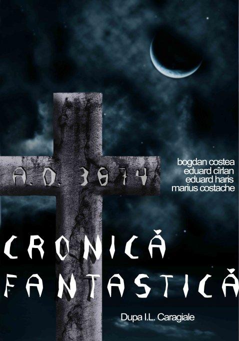 """""""A.D. 3874 CRONICA FANTASTICĂ"""""""