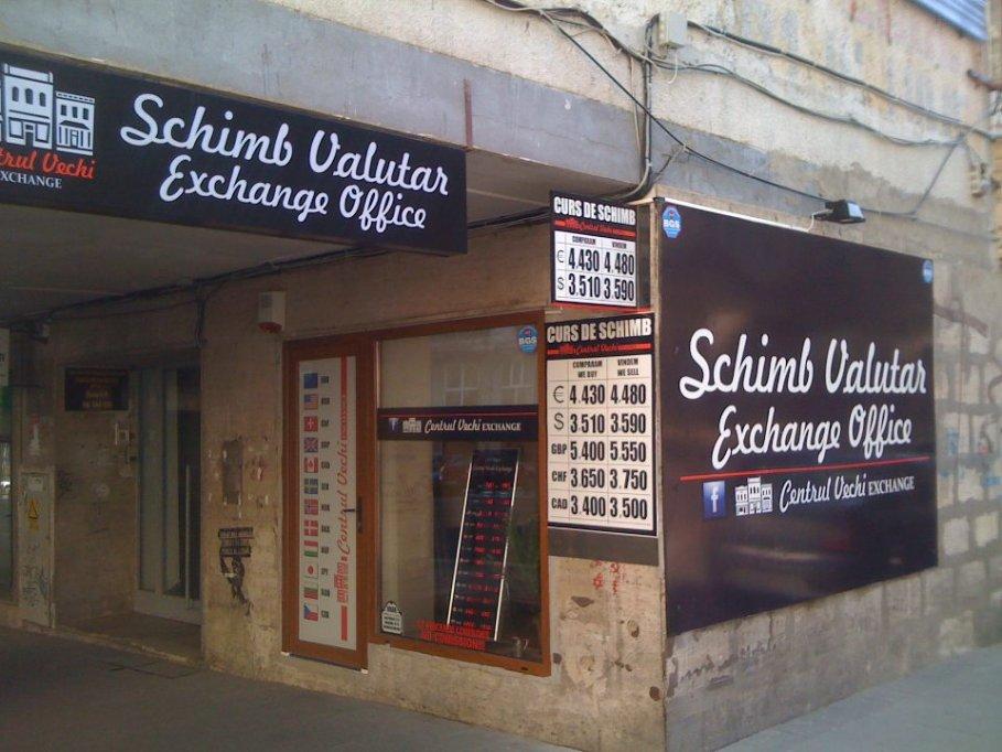 Centrul Vechi Exchange