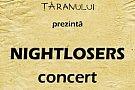 Nightlosers la Clubul Taranului Roman