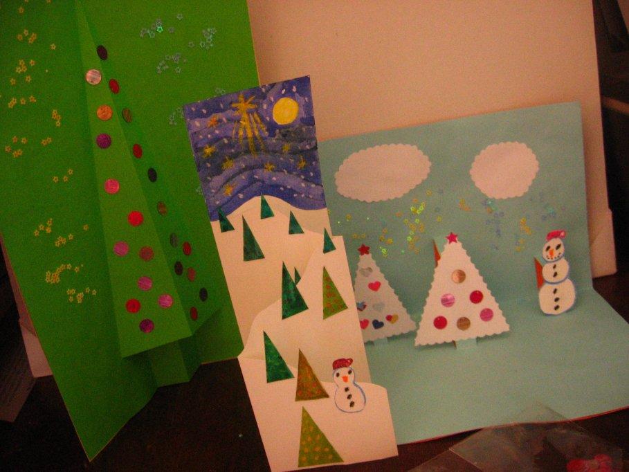 Atelier decoratiuni pentru Craciun