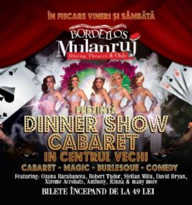 Dinner Show Cabaret