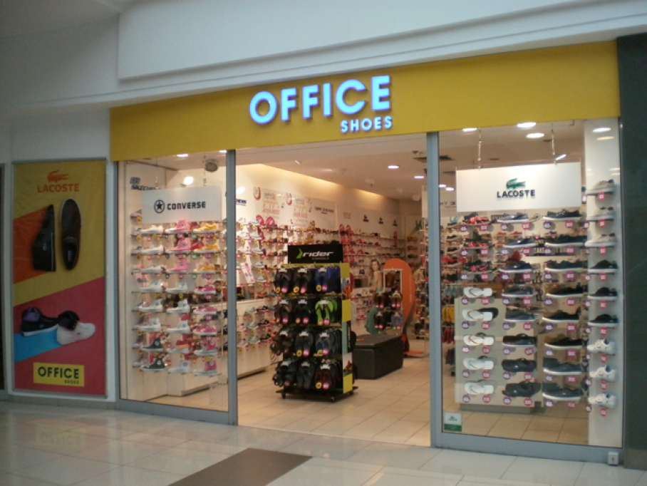 Office Shoes - Plaza