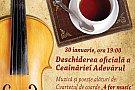 Lansarea oficiala a Ceainariei Adevarul- joi 30 ian.2014