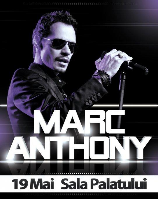 Marc Anthony cel mai scump concert de la Sala Palatului
