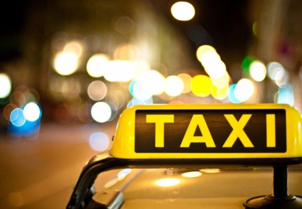 Mavi Taxi