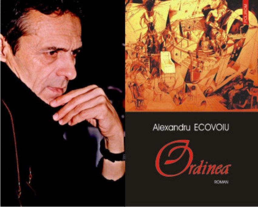Romanul Ordinea, de Alexandru Ecovoiu, tradus in Spania