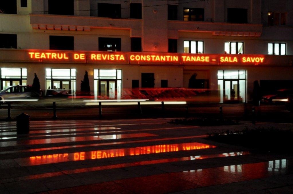 Spectacolele Teatrului de Revista 'Constantin Tanase' din ianuarie 2014