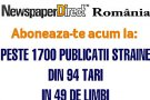 NewspaperDirect Romania