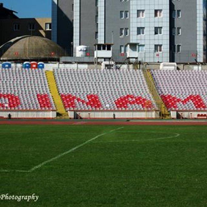 Stadionul Dinamo - Ștefan cel Mare