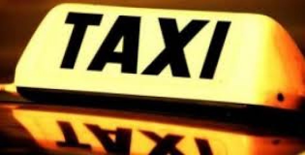 Taxi Yellow Cab