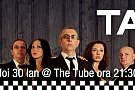 Trupa Taxi, in concert la The Tube