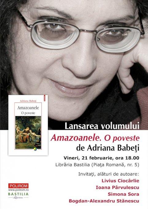 """Amazoanele Adrianei Babeti """"descaleca"""" la Bucuresti!"""