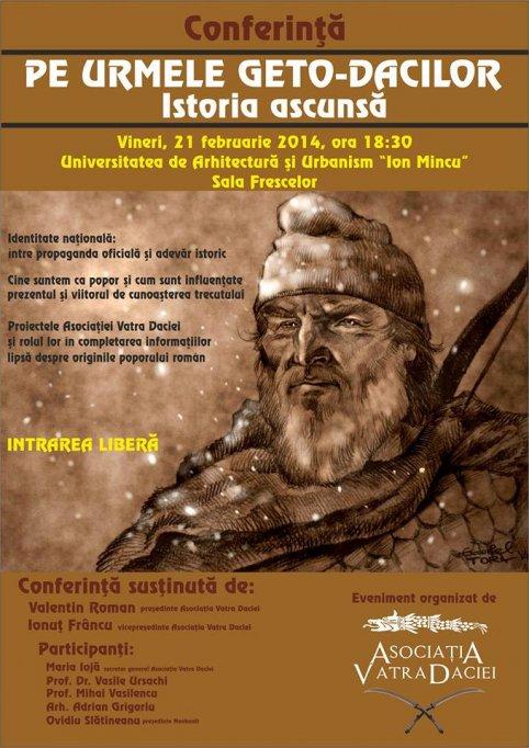 PE URMELE GETO-DACILOR Istoria ascunsa