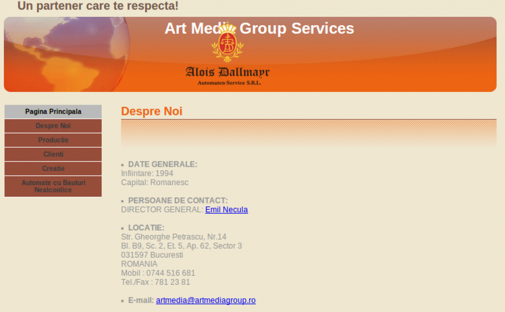 Art Media Group Services