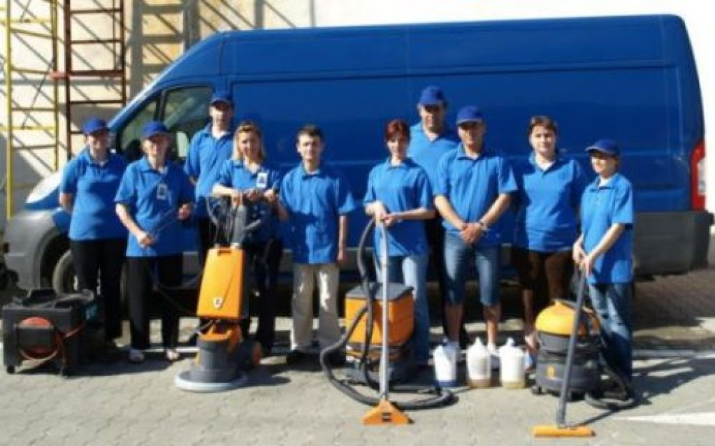 GS Universal Clean Services Bucuresti