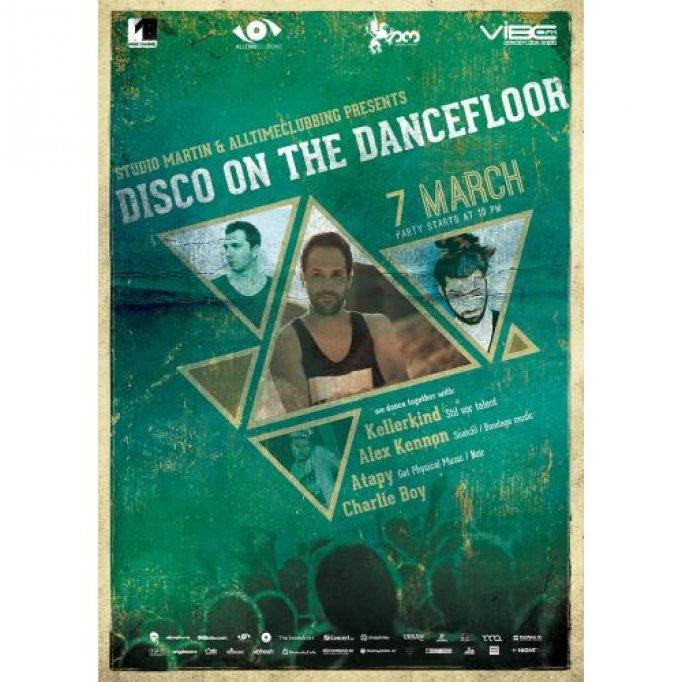 Disco on the dancefloor with Kellerkind