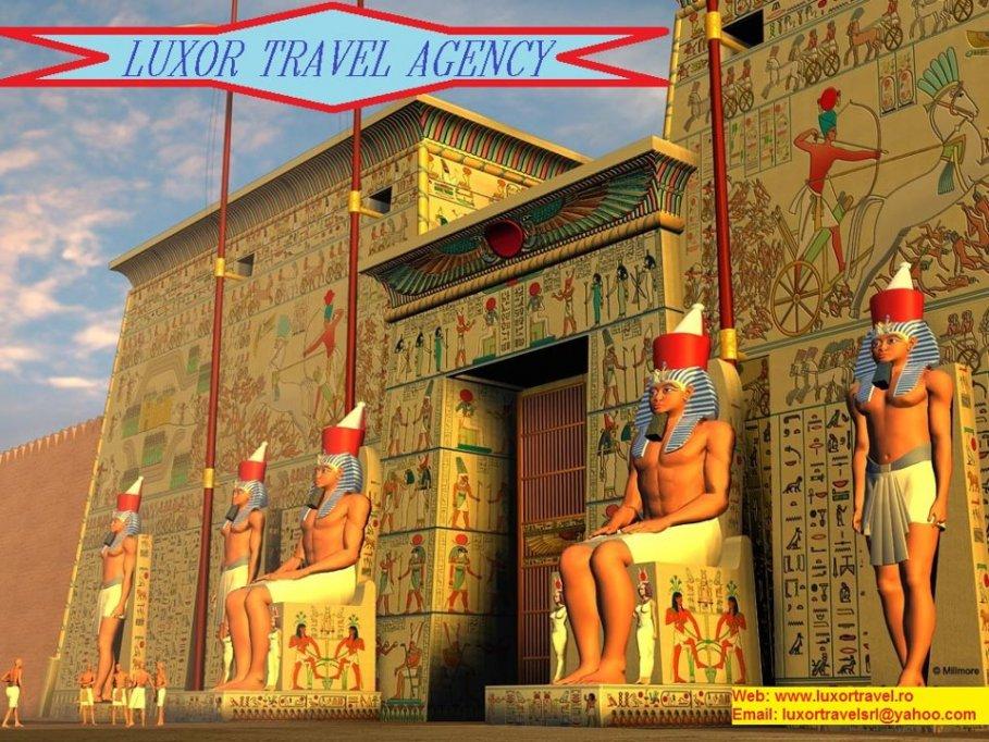 Luxor Travel Agency