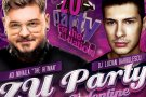 ZU PARTY is your Valentine. MC ADI MIHAILA & DJ Lucian Barbulescu