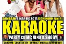 Karaoke Star Party by MC Nino & Shogy de Ziua Femeii