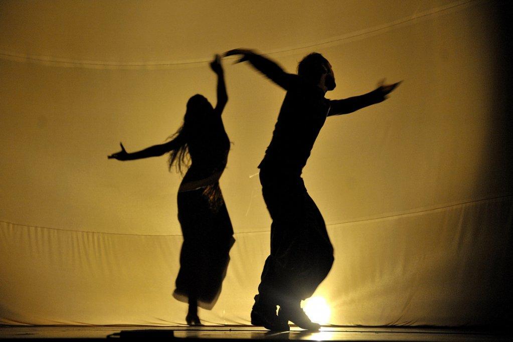 "Spectacolul ""DUNAS"" - flamenco modern, la Intâlnirile JTI"