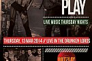 Live Thursdays by HOT PLAY @ The Drunken Lords