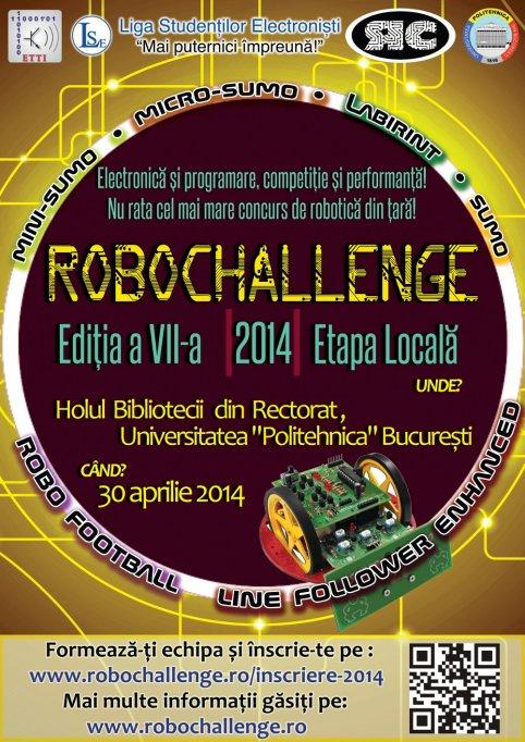 RoboChallenge 2014