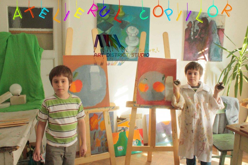 Arte plastice si Cursuri creative pentru copii. Reducere 25%
