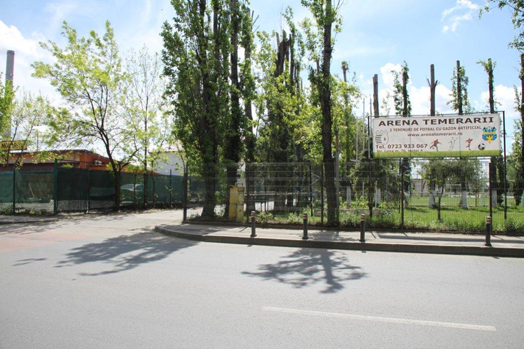 Baza Sportiva Temerarii
