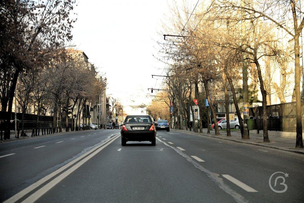Bulevardul Dacia