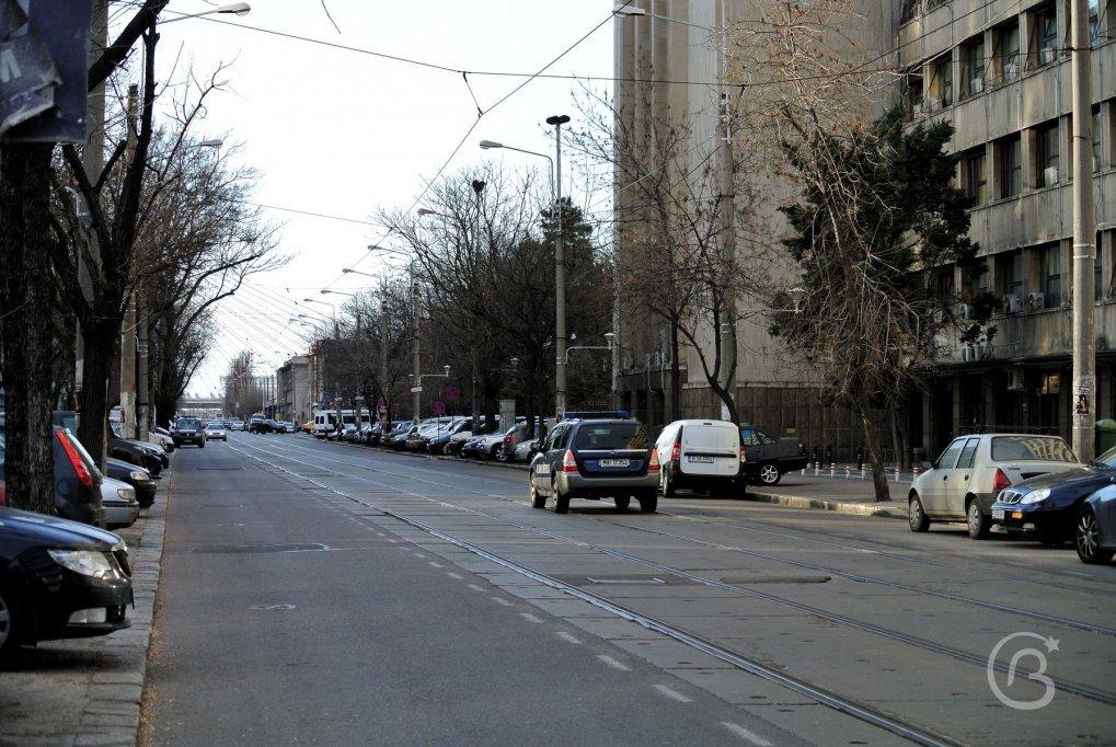Bulevardul Dinicu Golescu