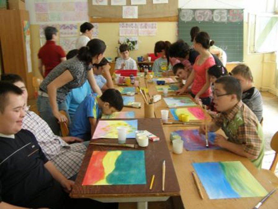 Centrul de Pedagogie curativa si Terapie Sociala Corabia