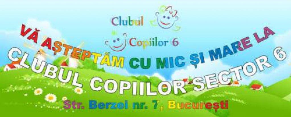 Clubul Copiilor si Elevilor Sector 6