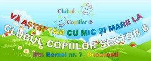 clubul copiilor si elevilor sector 6 din bucuresti
