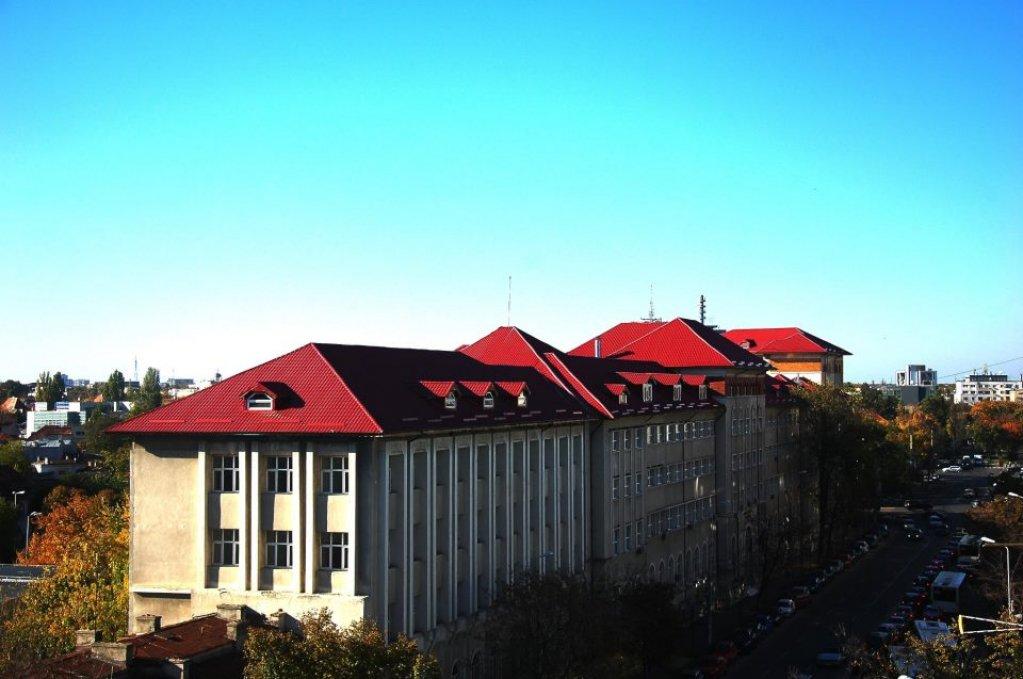 Colegiul National I. L. Caragiale