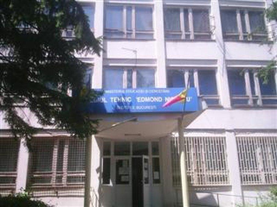 Colegiul Tehnic Edmond Nicolau