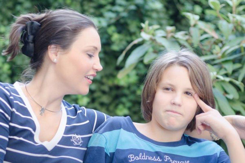 Daniela Nane, o mămică fericită!