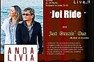 "Joi ""Ride"" cu Just Breezin' Duo"