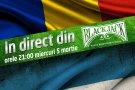Meciul Romania - Argentina @ Black Jack PUB