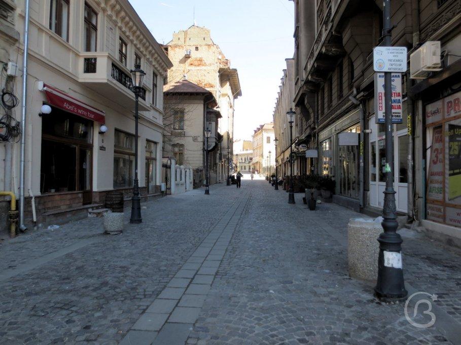 Strada Tonitza