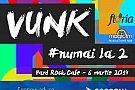 VUNK la Hard Rock Café: Dupa SOLD OUT, se suplimenteaza biletele cu loc in picioare