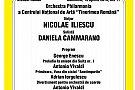 Orchestra de cameră PHILARMONIA concertează la Ateneul Român