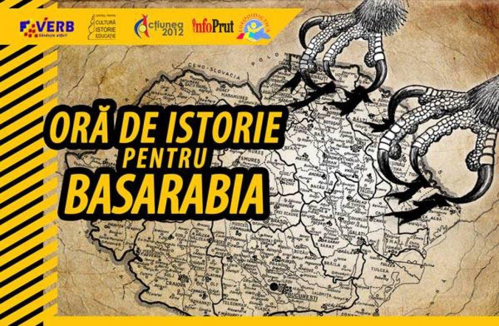 O ora de istorie pentru Basarabia