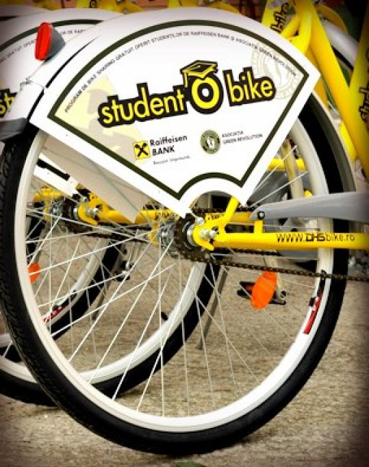 StudentObike Campus Agronomie